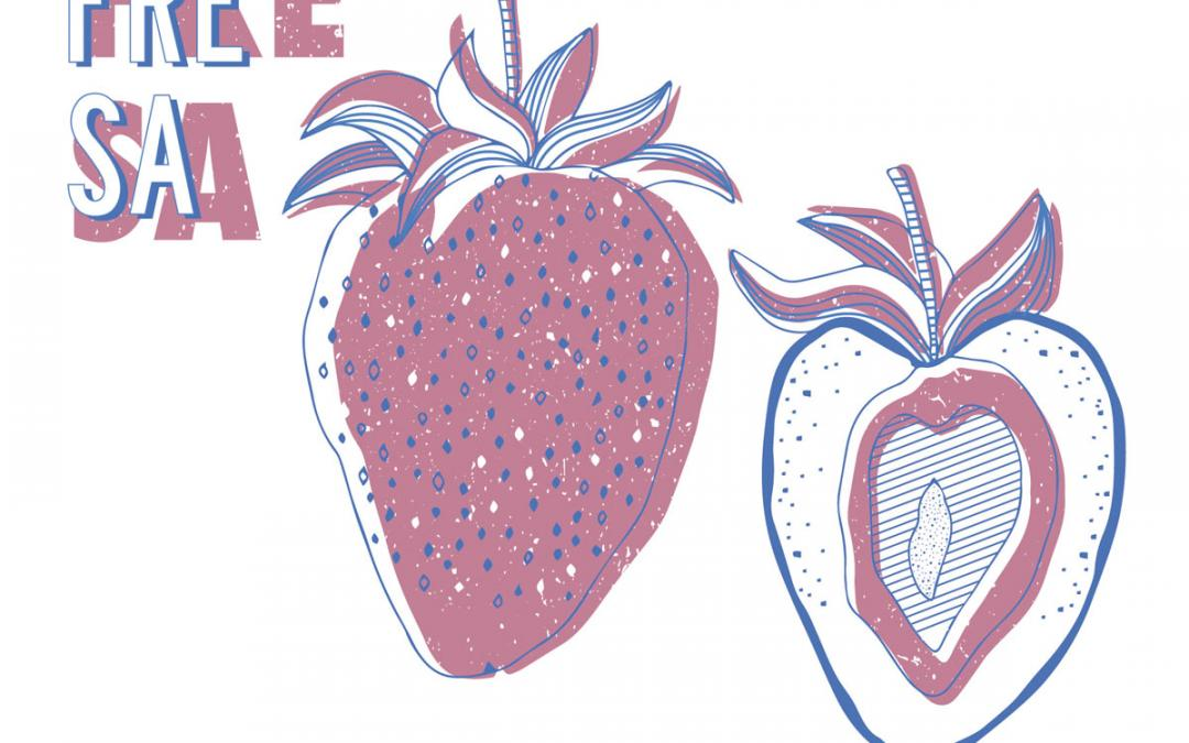 Fresas, un alimento beneficioso para evitar los cálculos renales