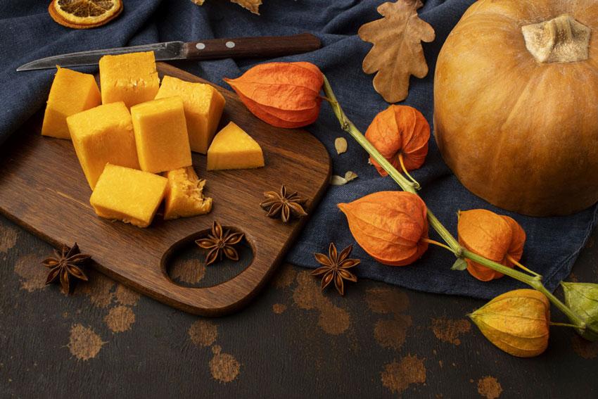 La calabaza, protagonista de octubre y la reina del otoño
