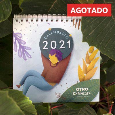 calendario 2021 sobremesa