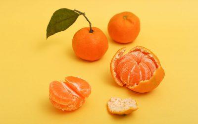 Mandarina, nuestra protagonista de Diciembre